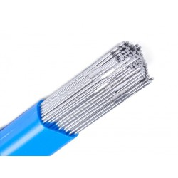 Ø 3 mm fil inox 302 - V2A - 1.4310 Corde à piano mat Qualité contact alimentaire 35 mètres