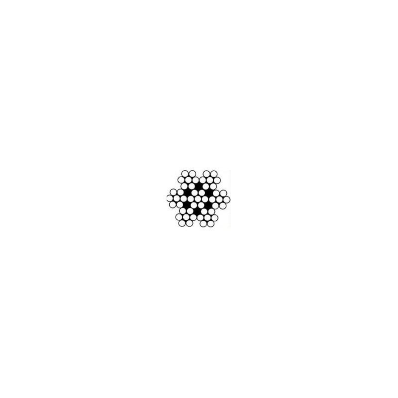 Coil Ø 3,8 mm St. St. grade 302