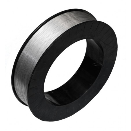Ø 0,2 mm fil inox 316L - V4A - 1.4404 Corde à piano poli Qualité contact alimentaire 500 mètres